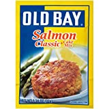 Old Bay Salmon Classic  (Cake Mix), 1.34-Ounce Packages (Pack of 12)