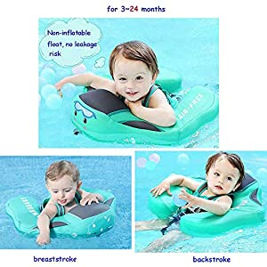 non inflatable pool float