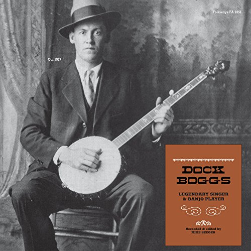 Price comparison product image Dock Boggs: Legendary Singer and Banjo Player