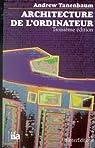 Architecture de l'ordinateur par Tanenbaum