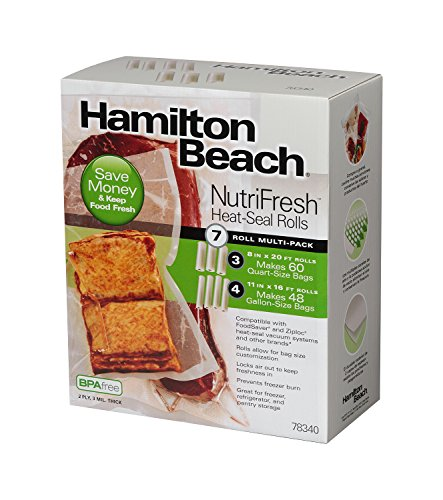 Hamilton Beach Combo Pack NutriFresh 78340