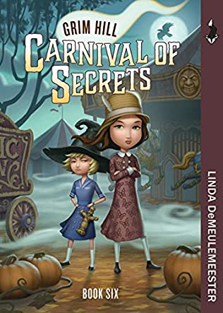 book cover of Carnival of Secrets