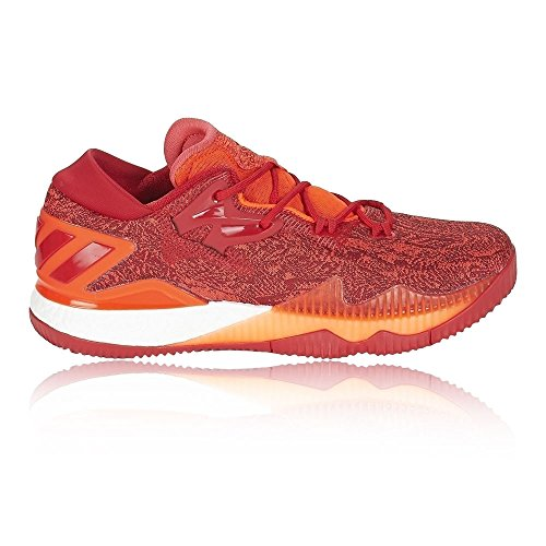 Adidas Homme Panier Lo Crazylight Boost Rouge Rwq46Zvw