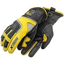 Bob Dale Gloves 6015200L Welding Glove Gander x-Treme Fabricator Goatskin Mens,