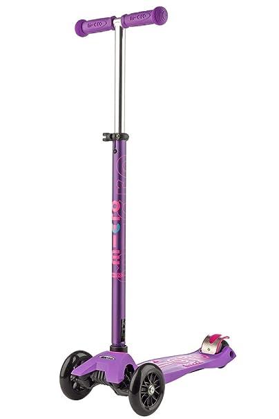 Micro Mobility MMD025 Maxi micro Deluxe - Patinete, Color Morado