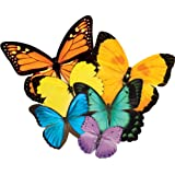 "Paper House Jigsaw Shaped Puzzle (500-Piece), 17 x 23"", Butterflies"