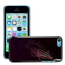 Super Stellar Slim PC Hard Case Cover Skin Armor Shell Protection // M00052985 creative eye aero hourse // Apple iPhone 5C