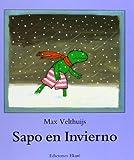 Sapo en Invierno, Max Velthuijs, 9802571172
