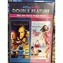 The Fifth Element/13 Going on 30--Double Feature