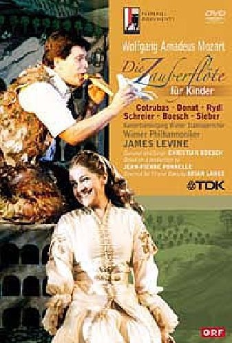 Mozart - Die Zauberflote Fur Kinder (The Magic Flute for Children)