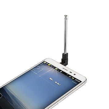 Amazon.com: E-outstanding - Antena telescópica de radio FM ...