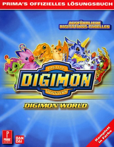 Digimon World - Lösungsbuch
