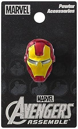 Marvel Captain America Colored Pewter Lapel Pin Monogram International 68249