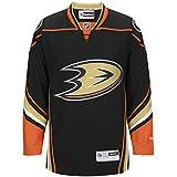 Anaheim Ducks Jersey Home Black Premier (X-Large)