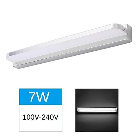 Nexmon Luces de vanidad LED, lámparas de aplique de baño de ...