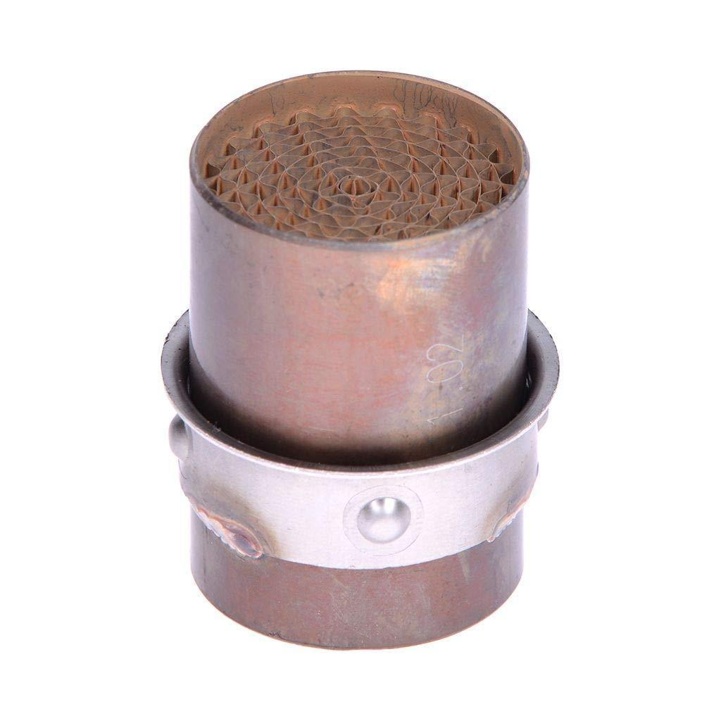 Auspuff-Katalysator LeoVince 50 mm Durchmesser//Einbauma/ß MT-09 Tracer ABS RN29 15-16
