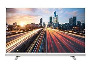 Grundig 48 VLX 8582 WP 121 cm (48 pulgadas) de la televisión en blanco (Ultra HD, sintonizador triple, 3D, Smart TV)