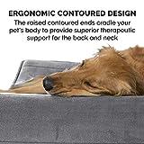 Furhaven Pet Dog Bed | Orthopedic Micro Velvet