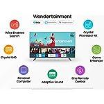 Samsung 125 cm (50 Inches) Wondertainment Series Ultra HD LED Smart TV UA50TUE60AKXXL (Titan Gray) (2020 model)