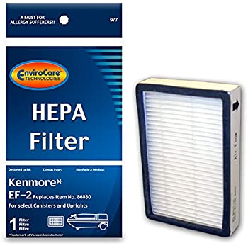Amazon Com Envirocare Replacement Hepa Filter For