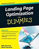 Landing Page Optimization for Dummies, Martin Harwood and Michael Harwood, 0470502118