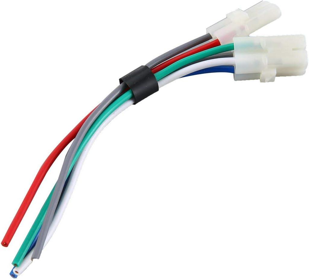 Monllack Arn/és de Cables de Cable CDI Plus arn/és de Cables de Cable CDI Profesional Plus Adecuado para GY6 4 Tiempos 50CC 150CC Scooter Moped ATV GO Kart D30