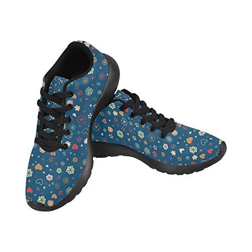 Scarpa Da Running Da Donna Winterprint Jogging Leggera Sportiva Da Passeggio Sportiva Sneaker Multi 4