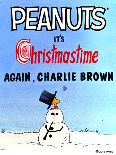 It's Christmastime Again, Charlie Brown by