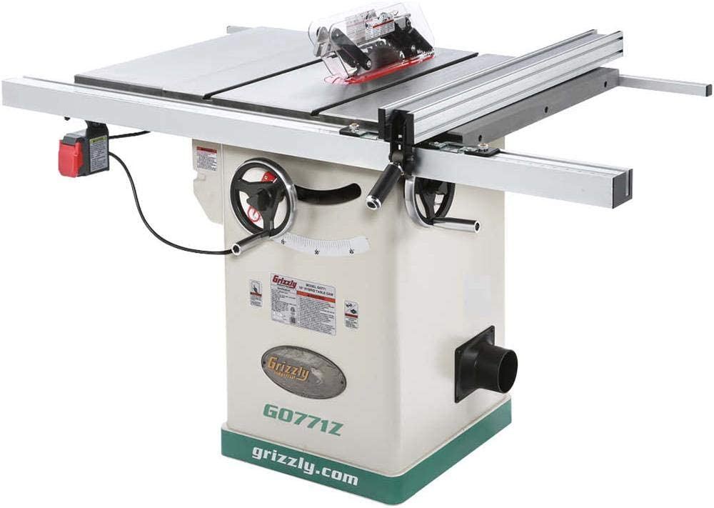 Grizzly G0771Z Table Saws product image 1