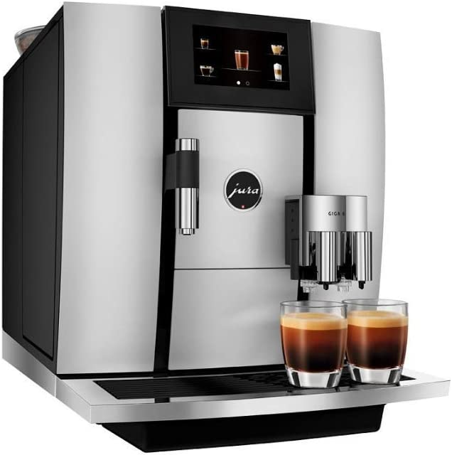 Amazon.com: JURA GIGA 6 - Cafetera automática, color ...