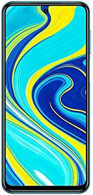 Celular Note 9S 4GB/64GB Dual Chip - Blue