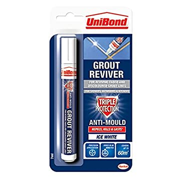 UniBond 1878160 Stylo mastic Triple protection Blanc 7 ml, 1878160 Henkel