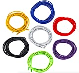 Walmart Black Friday Best Deals - No Tie Stretchy Shoelace Fun Pack (7 Pairs) - Elastic 39