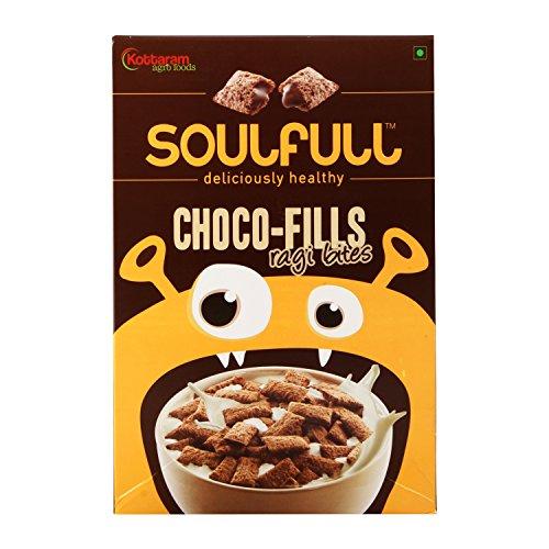 Soulfull Ragi Bites, Choco Fills, 250g