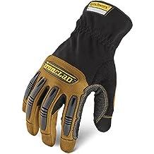 Ironclad Ranchworx Work Gloves RWG2-04-L, Large