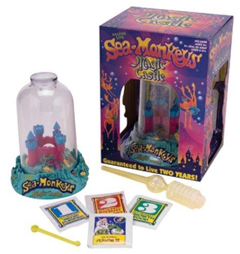 - Schylling Sea Monkeys Magic Castle