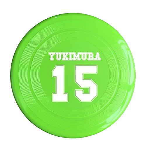 AOLM Yukimura NO.15 Outdoor Game Frisbee Flyer Frisbee - Tucson Sunglasses