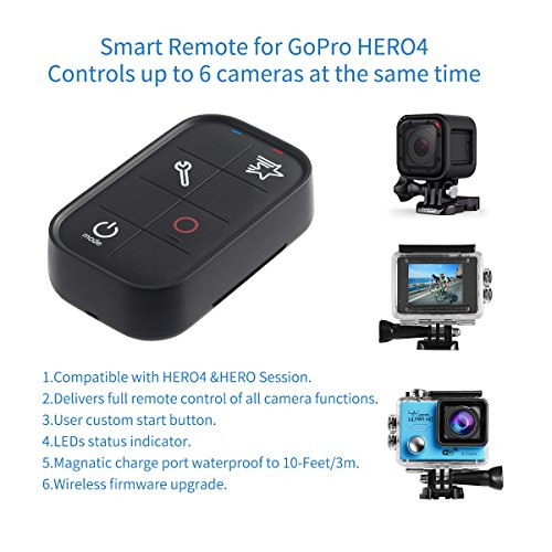 how to use gopro hero 3 remote control