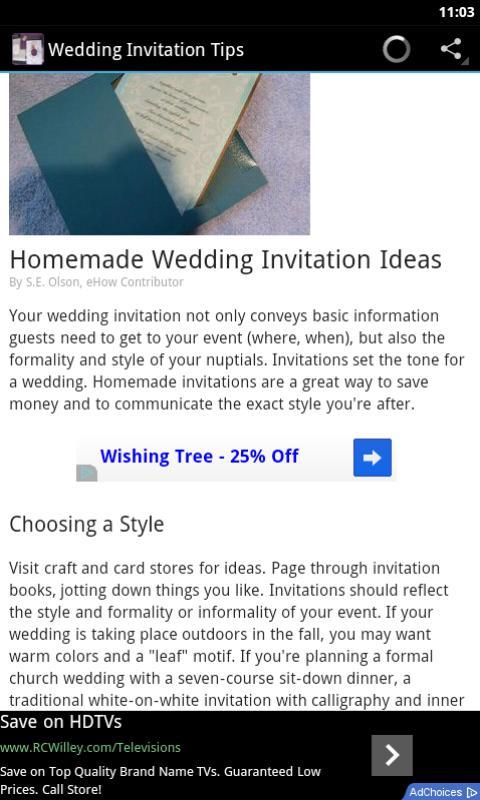 Wedding Invitation Master