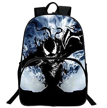 3c39fb10121bce Marvel venom school backpack trend leisure travel large capacity student bag