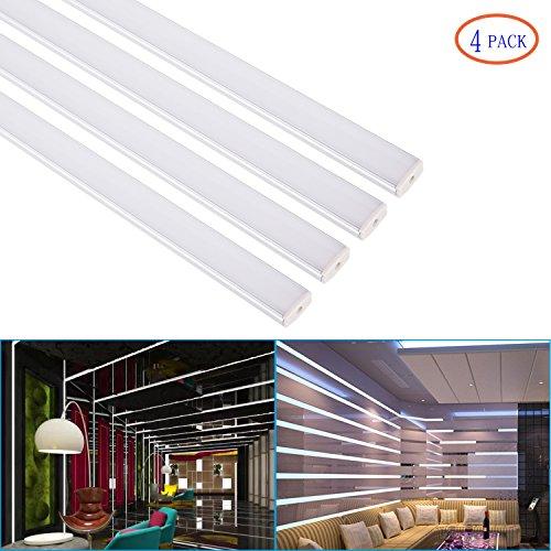 Aluminium Housing For Led Strip Lights