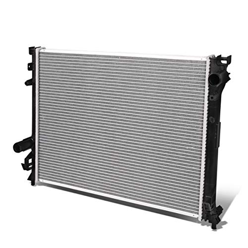 DPI 13157 OE Style Aluminum Core High Flow Radiator For 09-17 Challenger/Charger AT/MT