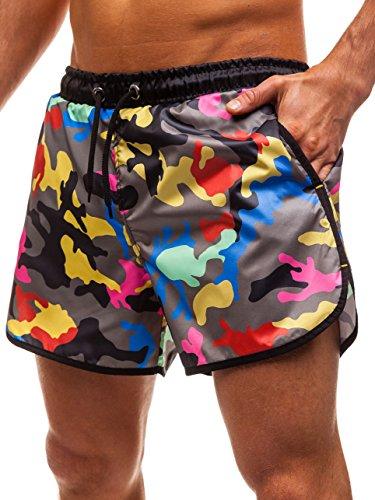 de 0732f Bolf de Short bain de 7g7 de bain camo Short Motive Multicolor bain homme Short camo bain Short eWodrxCB