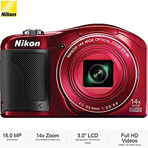 Nikon COOLPIX L610 16MP 3