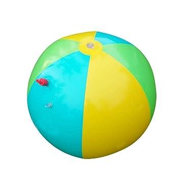 Im Freien aufblasbares Wasserball Sommer Strand Ball Rasen Ball Spielzeug