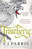 Front cover for the book Treachery by S. J. Parris