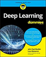 Deep Learning For Dummies Front Cover