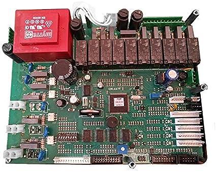 Placa electrónica CPU Top FAEMA/CIMBALI - Original artículo ...