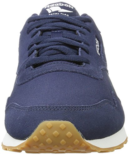 Baskets white gum Royal Ultra collegiate Basses Reebok Navy Bleu Homme xFPwHEqS