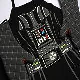 Darth Vader Apron and Oven Mitt BBQ Gift Set